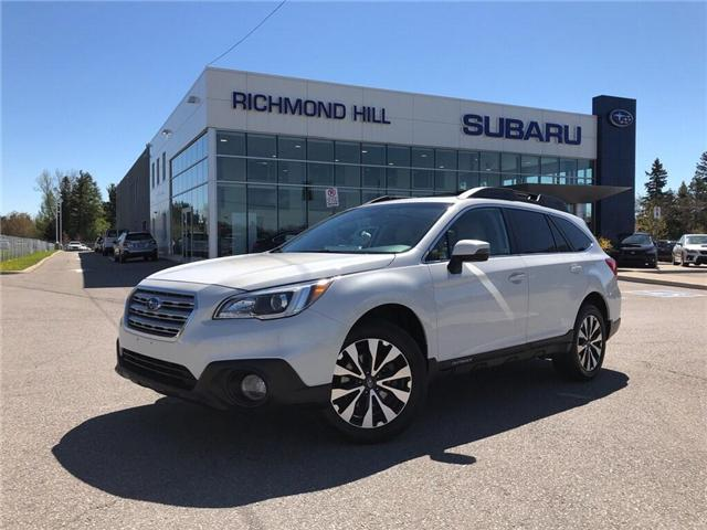 2015 Subaru Outback 2.5i Limited Package (Stk: LP0264) in RICHMOND HILL - Image 1 of 25