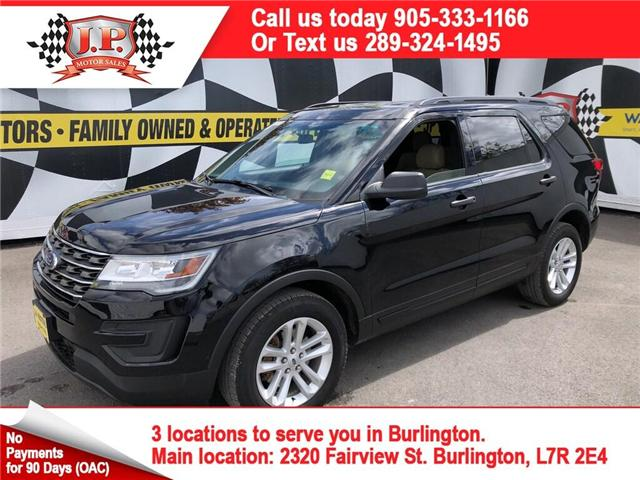 2017 Ford Explorer Base (Stk: 46916) in Burlington - Image 1 of 25
