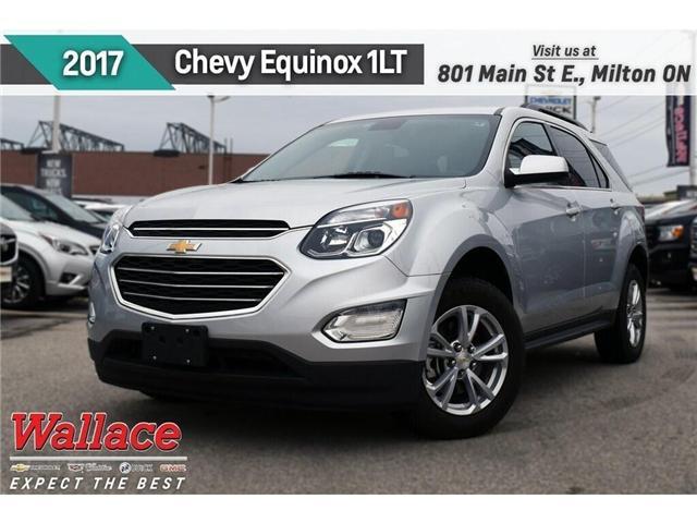 2017 Chevrolet Equinox 1LT/7-INCH SCRN/REAR CAM/REMT STRT/6-SPKR (Stk: PR5060) in Milton - Image 1 of 30