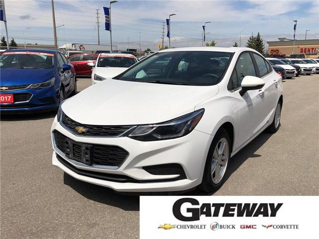 2018 Chevrolet Cruze LT|SUN AND SOUND PKG|BLUE TOOTH| (Stk: W18309) in BRAMPTON - Image 1 of 18