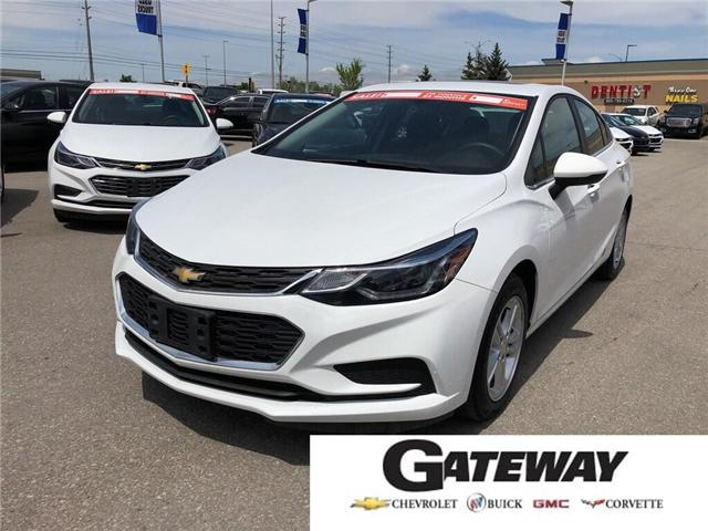 2018 Chevrolet Cruze LT|TRUE NORTH|SUNROOF|REAR CAMERA|LOW KMS'| (Stk: PW18227) in BRAMPTON - Image 1 of 16