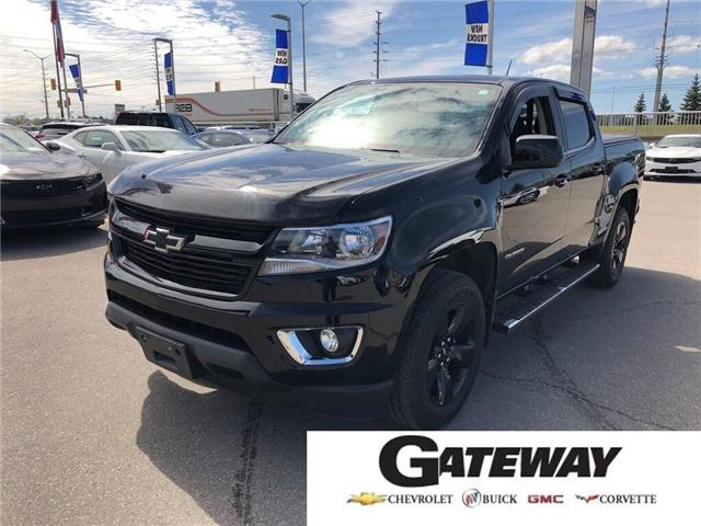 2017 Chevrolet Colorado 4WD LT|LEATHER|NAVI|BLUE TOOTH|LOW KMS'| (Stk: 212985A) in BRAMPTON - Image 1 of 18