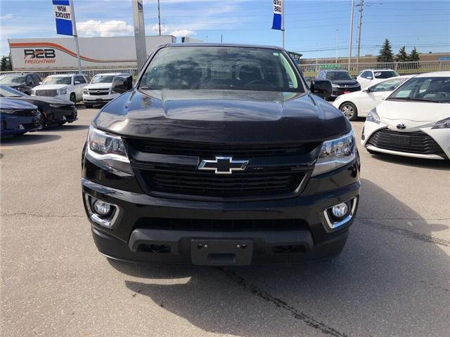 2017 Chevrolet Colorado 4WD LT|LEATHER|NAVI|BLUE TOOTH|LOW KMS'| (Stk: 212985A) in BRAMPTON - Image 2 of 18