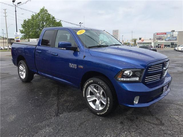 2017 RAM 1500 Sport (Stk: 1999A) in Windsor - Image 1 of 11