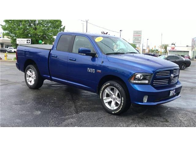 2017 RAM 1500 Sport (Stk: 1999A) in Windsor - Image 2 of 11