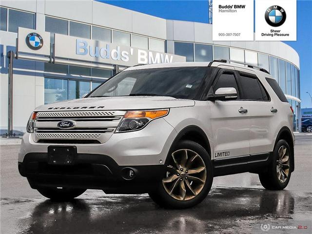 2011 Ford Explorer Limited (Stk: T97958A) in Hamilton - Image 1 of 22