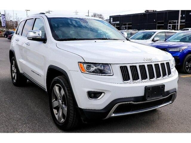 2015 Jeep Grand Cherokee Limited (Stk: P18322A) in Ottawa - Image 10 of 19