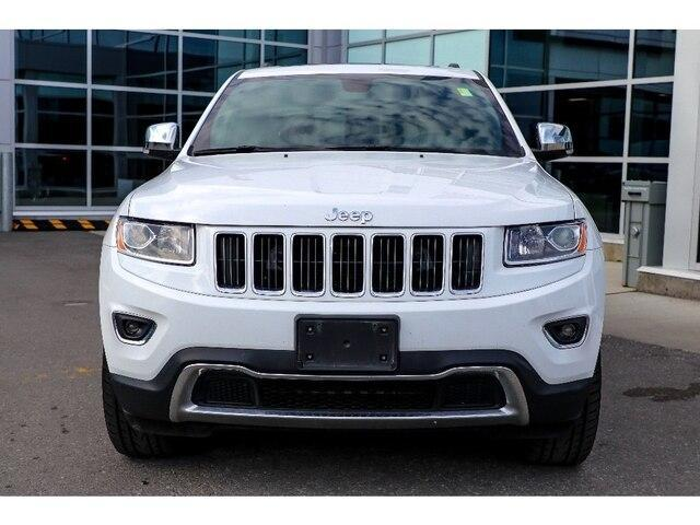 2015 Jeep Grand Cherokee Limited (Stk: P18322A) in Ottawa - Image 11 of 19