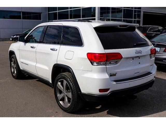 2015 Jeep Grand Cherokee Limited (Stk: P18322A) in Ottawa - Image 13 of 19