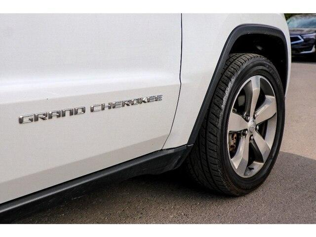 2015 Jeep Grand Cherokee Limited (Stk: P18322A) in Ottawa - Image 17 of 19