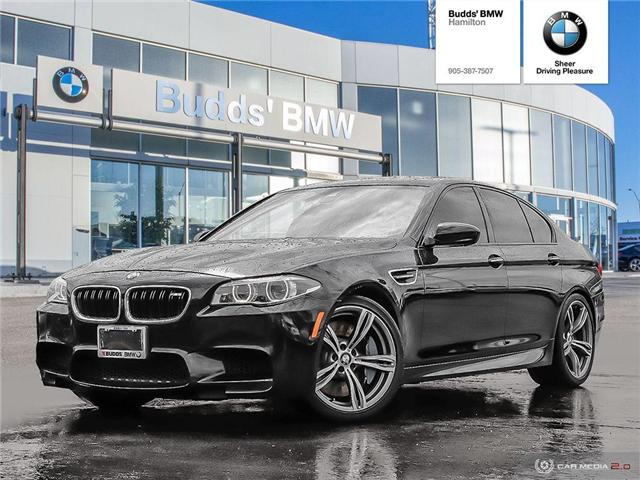 2014 BMW M5 Base (Stk: T84185AA) in Hamilton - Image 1 of 26