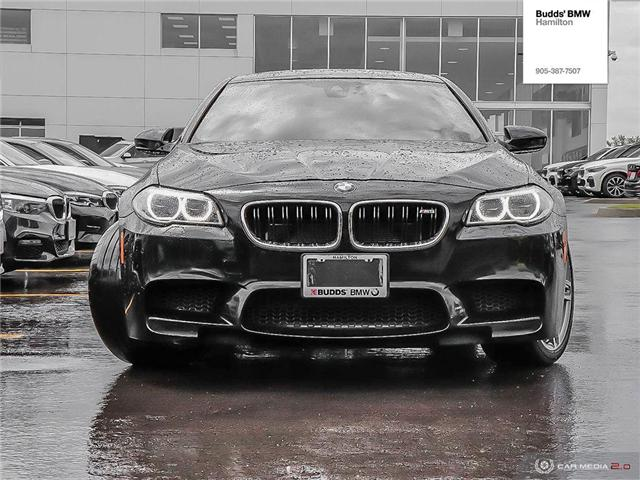 2014 BMW M5 Base (Stk: T84185AA) in Hamilton - Image 2 of 26