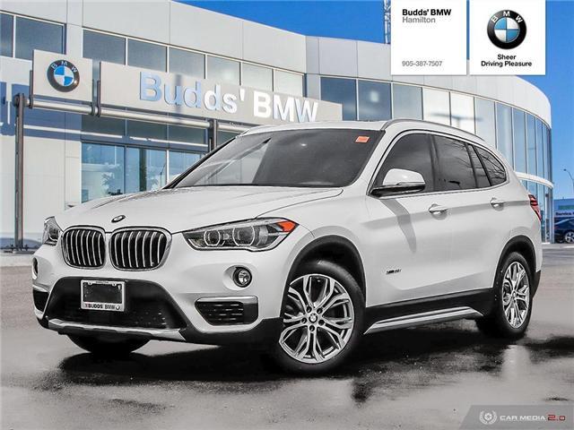 2016 BMW X1 xDrive28i (Stk: T96781A) in Hamilton - Image 1 of 25