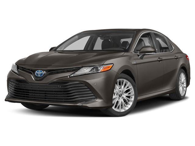 2019 Toyota Camry Hybrid SE (Stk: 21393) in Kingston - Image 1 of 9