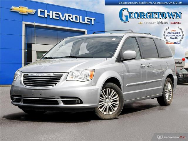 2016 Chrysler Town & Country Touring-L (Stk: 29766) in Georgetown - Image 1 of 27