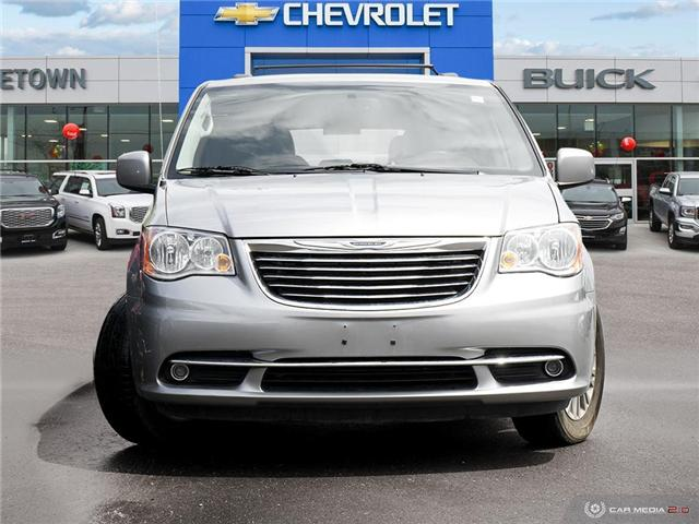 2016 Chrysler Town & Country Touring-L (Stk: 29766) in Georgetown - Image 2 of 27