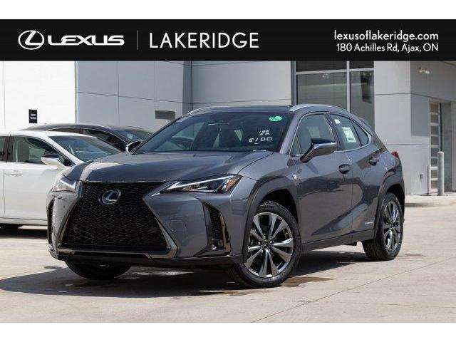 2019 Lexus UX 250h Base (Stk: L19410) in Toronto - Image 1 of 27