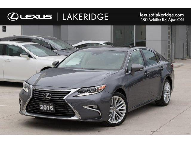 2016 Lexus ES 350 Base (Stk: P0463) in Toronto - Image 1 of 28