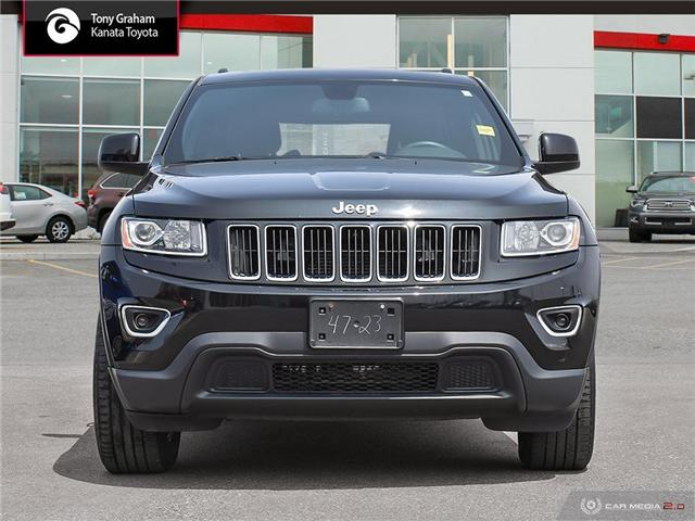 2015 Jeep Grand Cherokee Laredo (Stk: 89388A) in Ottawa - Image 2 of 27