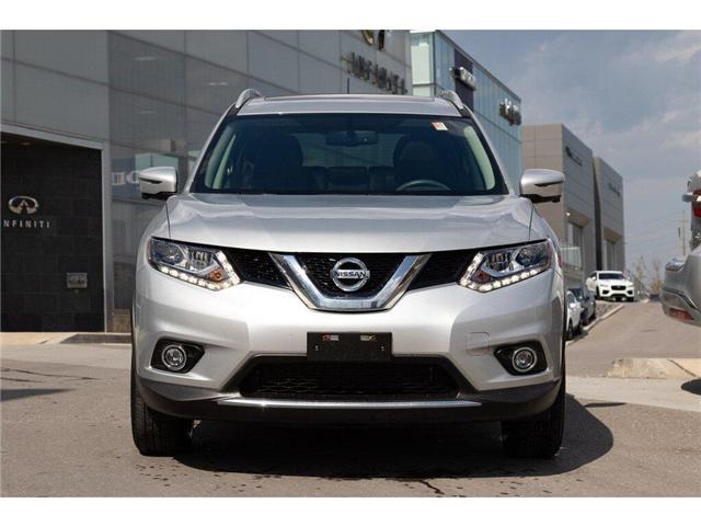 2016 Nissan Rogue  (Stk: P0834) in Ajax - Image 2 of 28