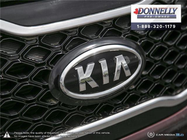 2013 Kia Sorento SX (Stk: PBWKU2243A) in Kanata - Image 8 of 29