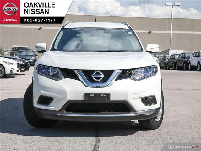 2015 Nissan Rogue S (Stk: 993355) in Oakville - Image 2 of 27