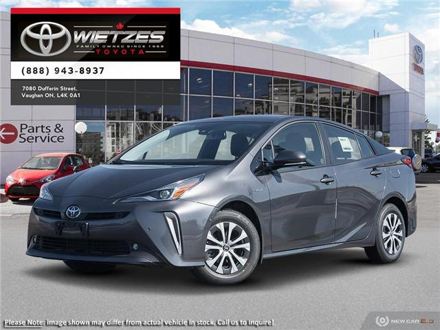 2019 Toyota Prius Technology AWD-e (Stk: 68846) in Vaughan - Image 1 of 24