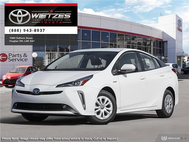 2019 Toyota Prius AWD-e (Stk: 68848) in Vaughan - Image 1 of 24