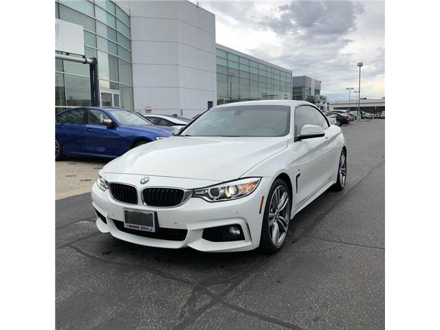 2014 BMW 435i  (Stk: B701058A) in Oakville - Image 1 of 9