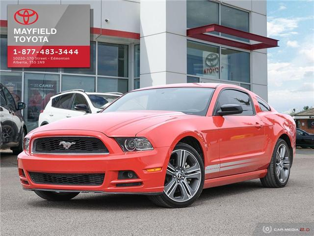 2014 Ford Mustang V6 (Stk: 190840B) in Edmonton - Image 1 of 27