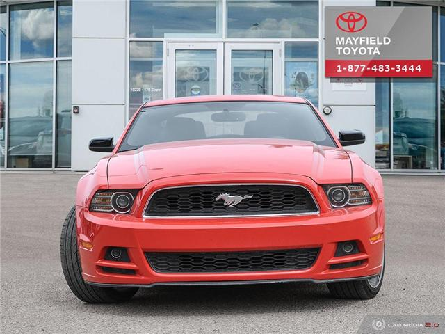 2014 Ford Mustang V6 (Stk: 190840B) in Edmonton - Image 2 of 27