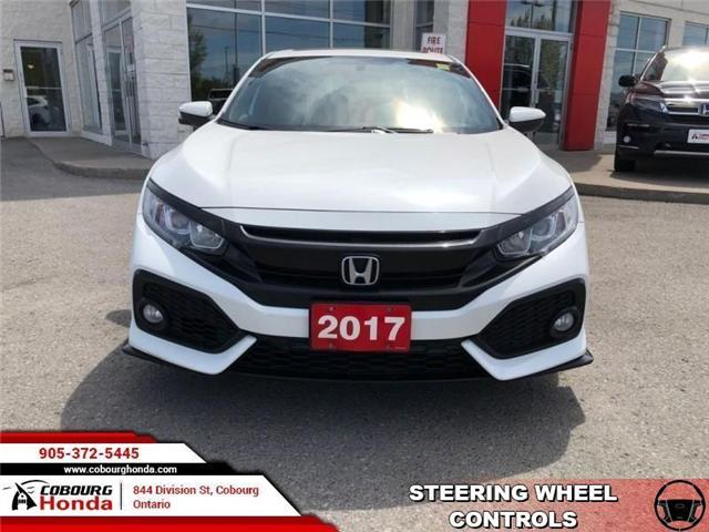 2017 Honda Civic Sport (Stk: 19299A) in Cobourg - Image 2 of 20