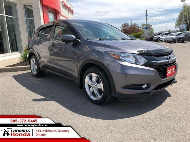 2016 Honda HR-V EX (Stk: 19312A) in Cobourg - Image 1 of 20
