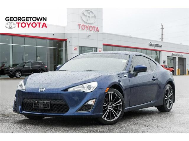 2016 Scion FR-S  (Stk: 16-02630) in Georgetown - Image 1 of 18