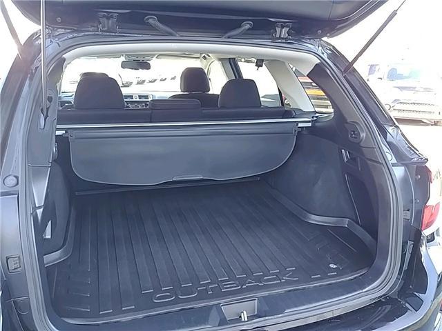 2017 Subaru Outback 2.5i Touring (Stk: U0355) in New Minas - Image 11 of 23