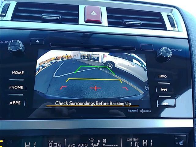 2017 Subaru Outback 2.5i Touring (Stk: U0355) in New Minas - Image 18 of 23