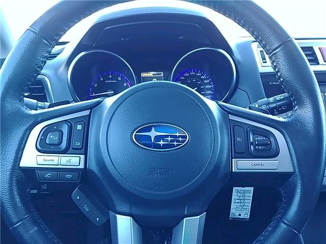 2017 Subaru Outback 2.5i Touring (Stk: U0355) in New Minas - Image 21 of 23
