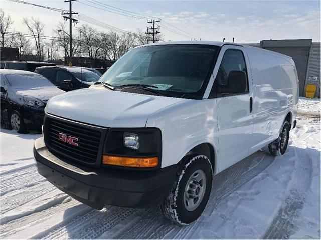 2015 GMC Savana Used GMC Savana Cargo Van (Stk: 278730T) in Toronto - Image 1 of 15