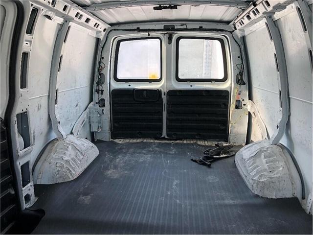2015 GMC Savana Used GMC Savana Cargo Van (Stk: 278730T) in Toronto - Image 11 of 15