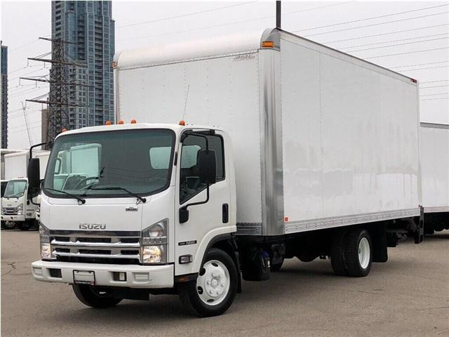 2015 Isuzu NRR Used 2015 Isuzu 20' Body & Tailgate Loader (Stk: ST302160T) in Toronto - Image 1 of 17
