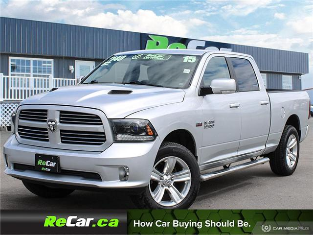 2015 RAM 1500 Sport (Stk: 190551A) in Saint John - Image 1 of 23