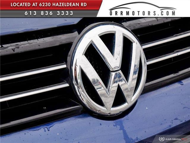 2013 Volkswagen Jetta 2.0 TDI Comfortline (Stk: 5639) in Stittsville - Image 8 of 27