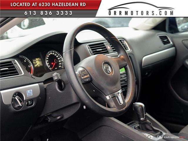 2013 Volkswagen Jetta 2.0 TDI Comfortline (Stk: 5639) in Stittsville - Image 11 of 27