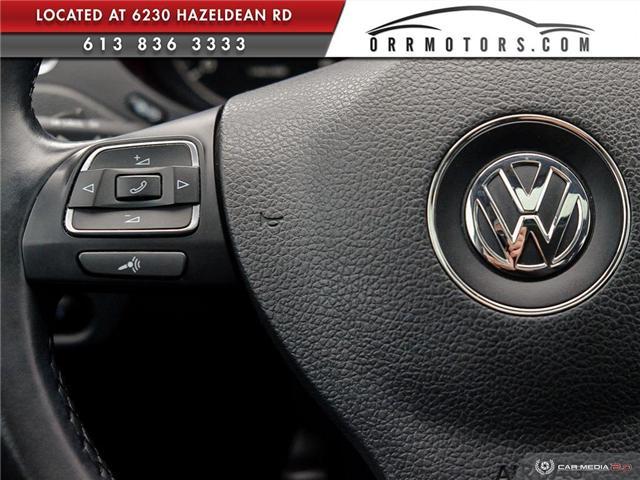 2013 Volkswagen Jetta 2.0 TDI Comfortline (Stk: 5639) in Stittsville - Image 17 of 27