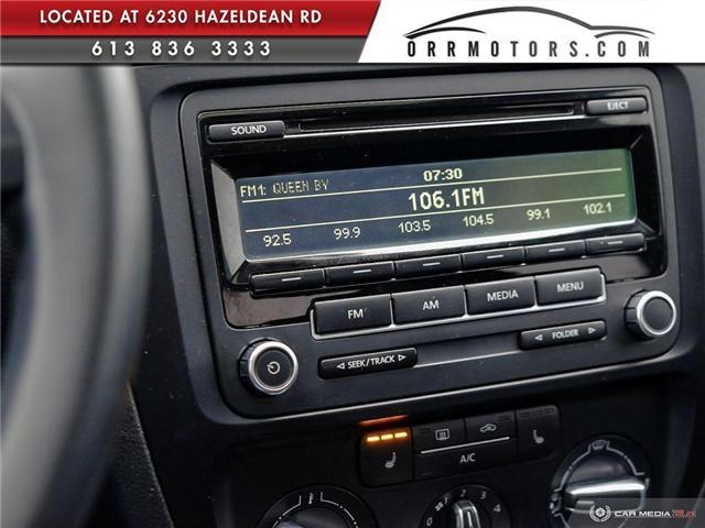 2013 Volkswagen Jetta 2.0 TDI Comfortline (Stk: 5639) in Stittsville - Image 19 of 27