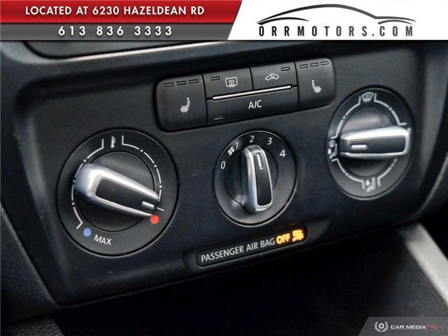 2013 Volkswagen Jetta 2.0 TDI Comfortline (Stk: 5639) in Stittsville - Image 20 of 27