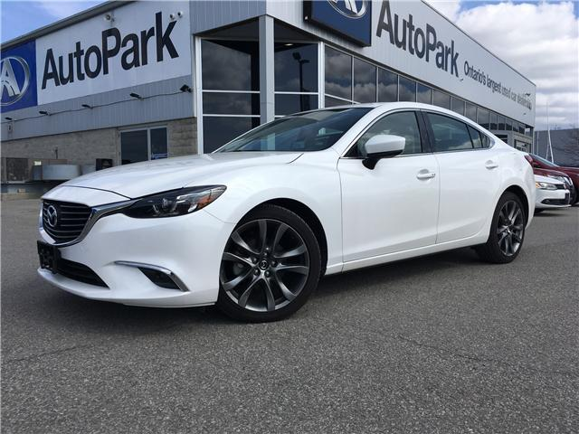 2017 Mazda MAZDA6 GT (Stk: 17-49930JB) in Barrie - Image 1 of 27
