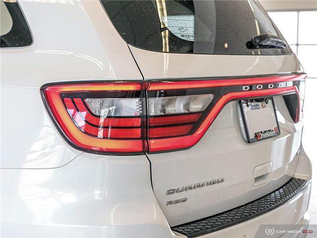 2017 Dodge Durango GT (Stk: NE175) in Calgary - Image 11 of 29