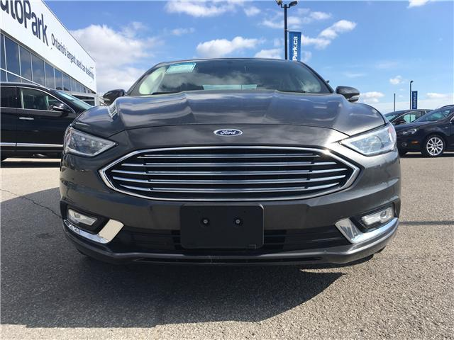 2018 Ford Fusion Titanium (Stk: 18-36490RMB) in Barrie - Image 2 of 26