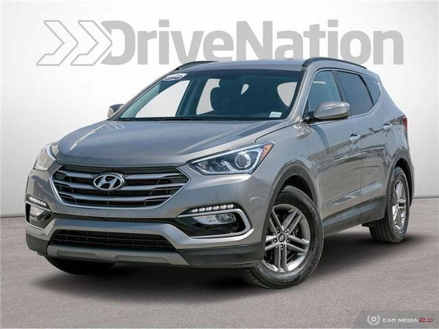 2018 Hyundai Santa Fe Sport 2.4 Base (Stk: NE180) in Calgary - Image 1 of 29